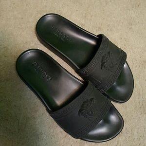 Versace Shoes   Versace Slippers   Poshmark